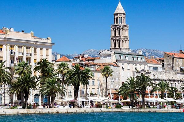 One day trip to Split